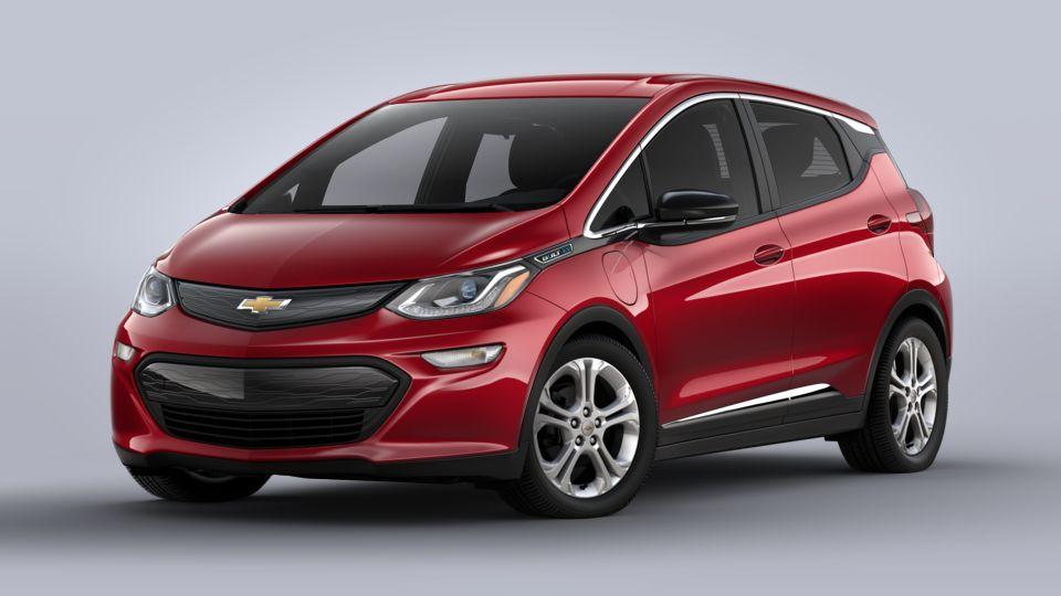 2020 Chevrolet Bolt EV Vehicle Photo in Rockville, MD 20852