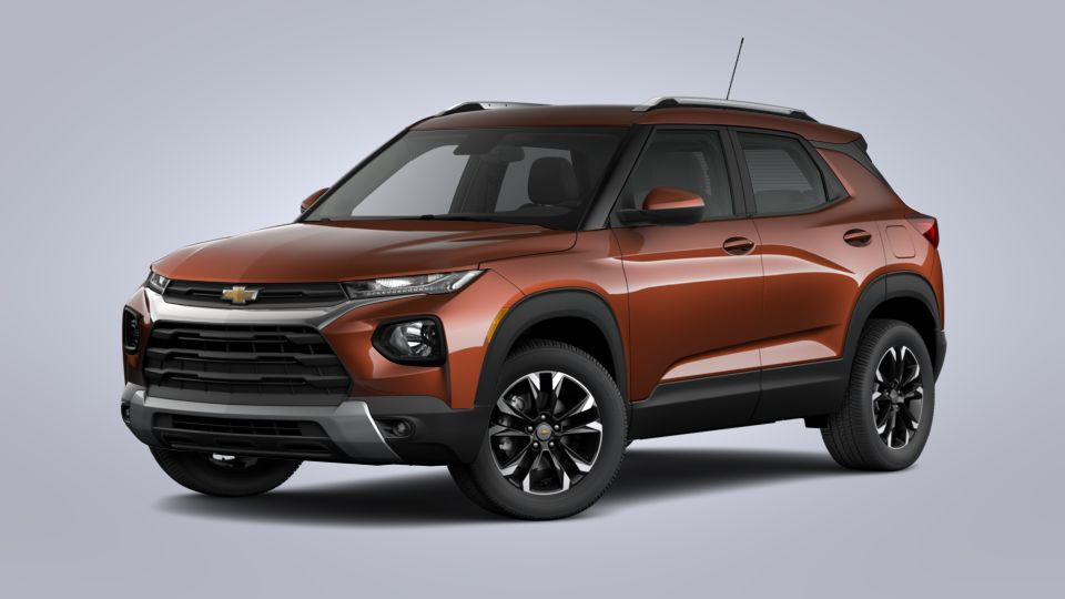 2021 Chevrolet Trailblazer Vehicle Photo in Norwich, NY 13815