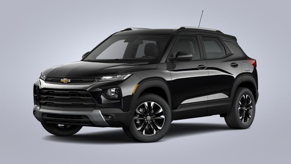 2021 Chevrolet Trailblazer Vehicle Photo in Manhattan, KS 66502