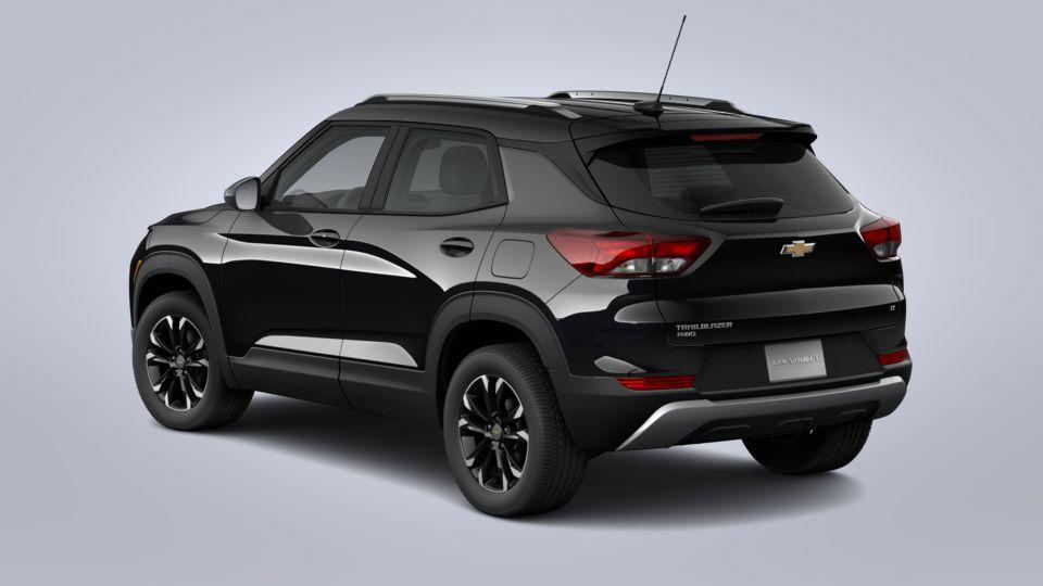 Current Lease Offers >> 2021 Mosaic Black Metallic Chevrolet Trailblazer: New Suv ...