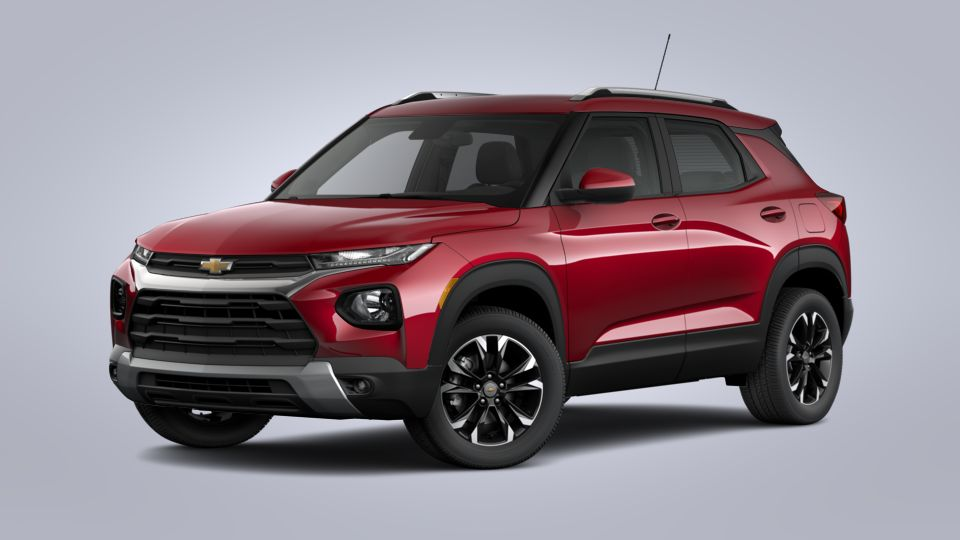 2021 Chevrolet Trailblazer Vehicle Photo in Boston, NY 14025