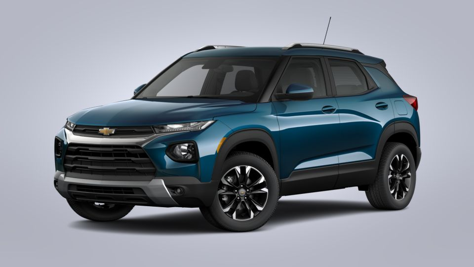 2021 Chevrolet Trailblazer Vehicle Photo in Spokane, WA 99207