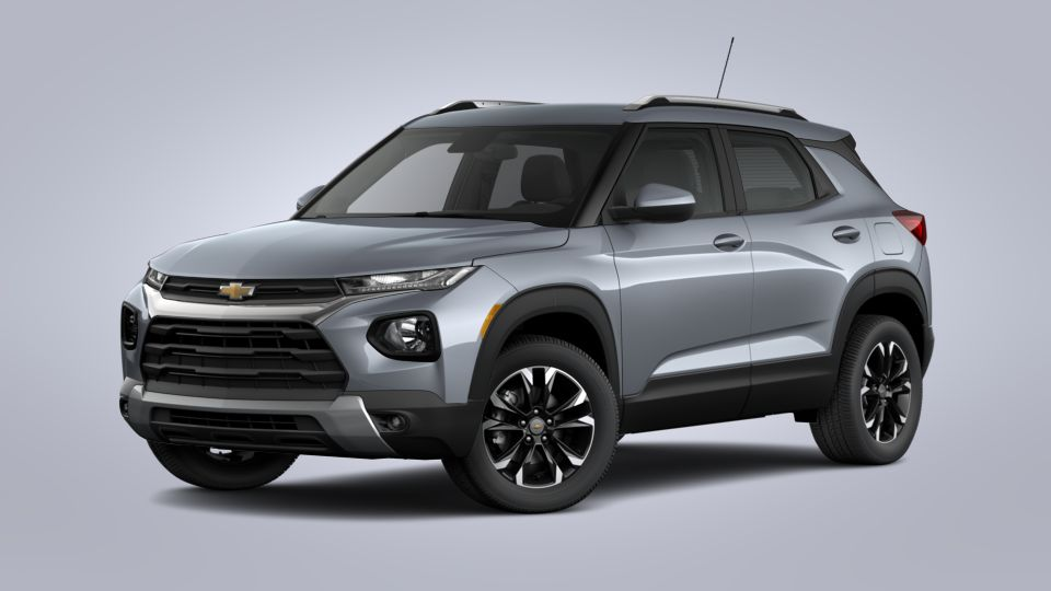 2021 Chevrolet Trailblazer Vehicle Photo in Bellevue, NE 68005