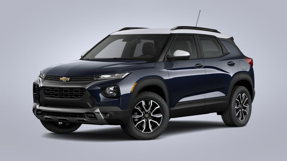 2021 Chevrolet Trailblazer Vehicle Photo in Colma, CA 94014