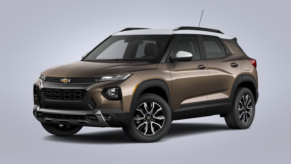 2021 Chevrolet Trailblazer Vehicle Photo in San Leandro, CA 94577