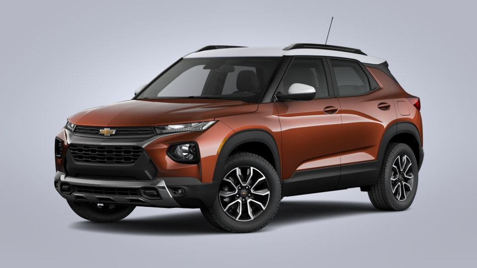 2021 Chevrolet Trailblazer Vehicle Photo in Novato, CA 94945