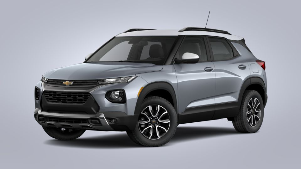 2021 Chevrolet Trailblazer Vehicle Photo in Baraboo, WI 53913