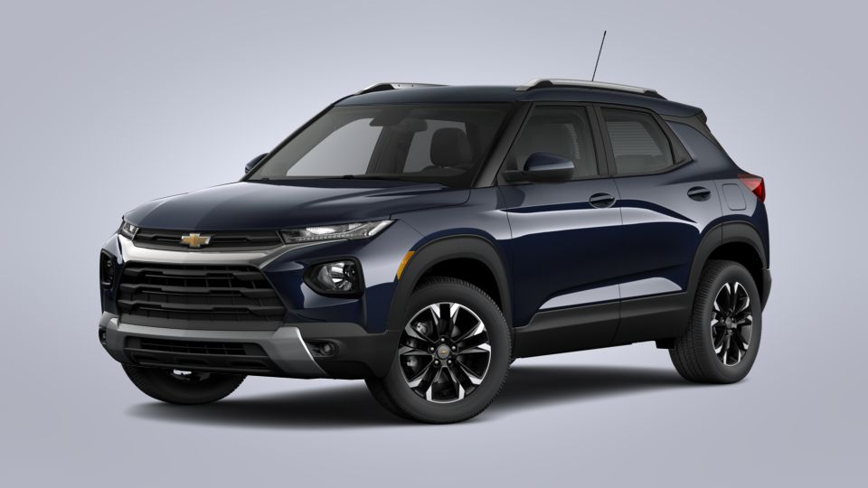 2021 Chevrolet Trailblazer Vehicle Photo in Boonville, IN 47601