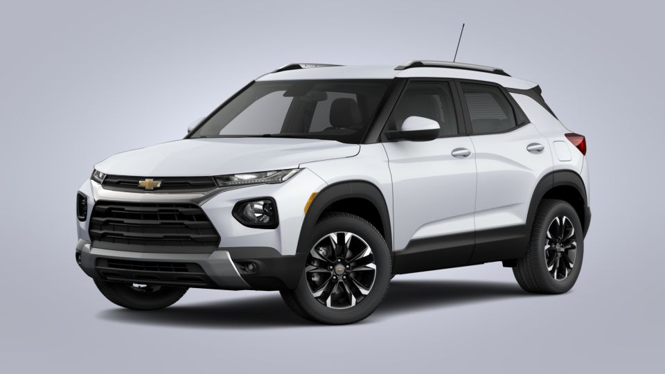 2021 Chevrolet Trailblazer Vehicle Photo in Hamden, CT 06517