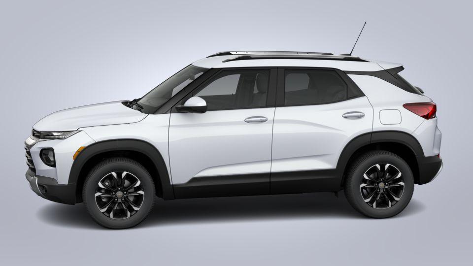New 2021 Chevrolet Trailblazer for Sale at Eriksen Chevrolet