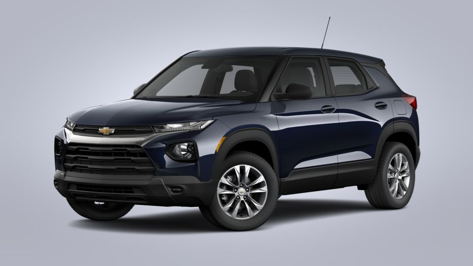 2021 Chevrolet Trailblazer Vehicle Photo in West Harrison, IN 47060