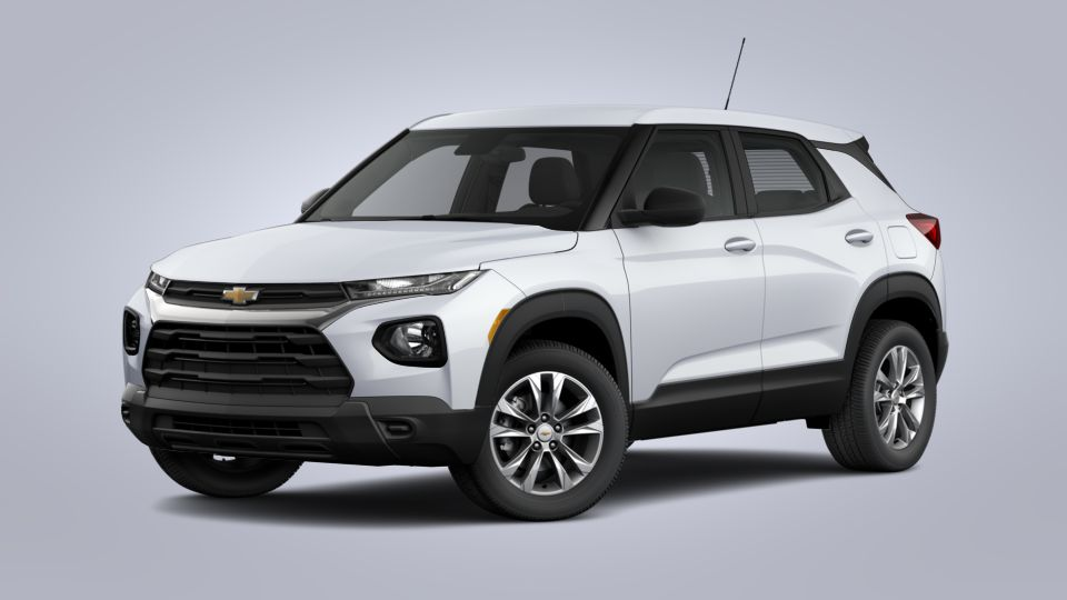 2021 Chevrolet Trailblazer Vehicle Photo in Elgin, TX 78621