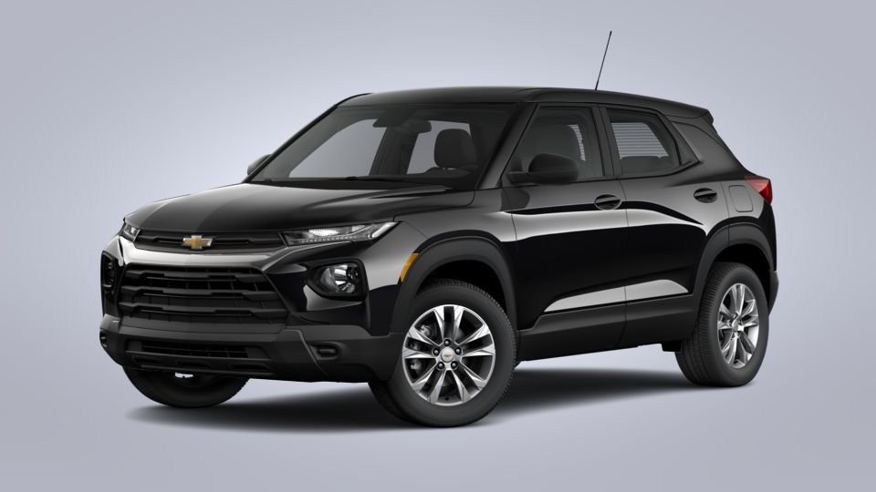 2021 Chevrolet Trailblazer Vehicle Photo in Clifton, NJ 07013