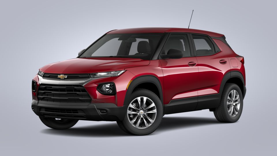 2021 Chevrolet Trailblazer Vehicle Photo in Midland, TX 79703