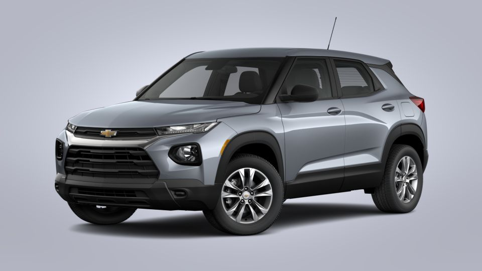 2021 Chevrolet Trailblazer Vehicle Photo in Burton, OH 44021