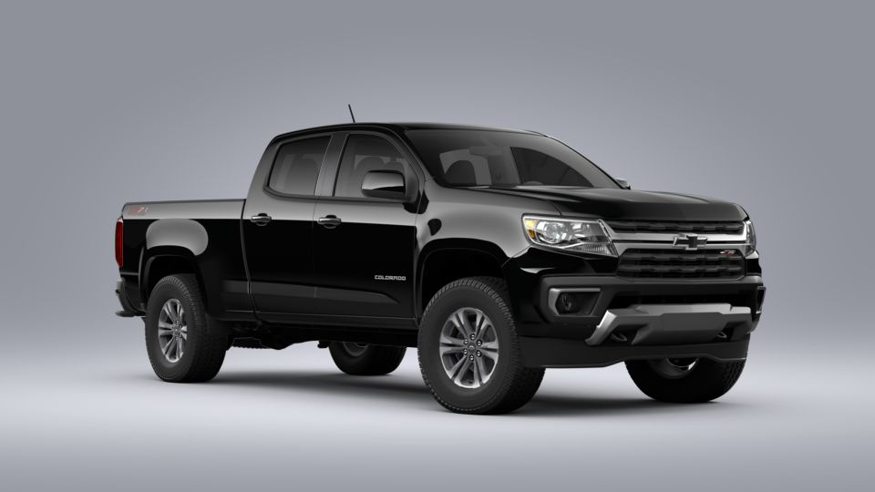 2021 Chevrolet Colorado Vehicle Photo in Puyallup, WA 98371