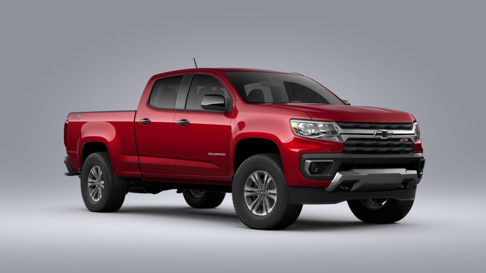 2021 Chevrolet Colorado Vehicle Photo in Massena, NY 13662