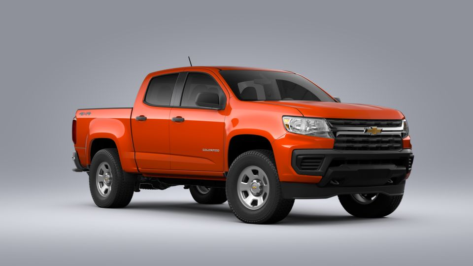 2021 Chevrolet Colorado Vehicle Photo in Danville, KY 40422