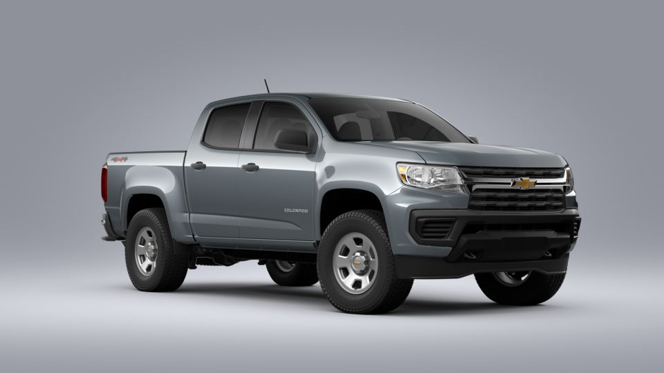 2021 Chevrolet Colorado Vehicle Photo in North Jackson, OH 44451