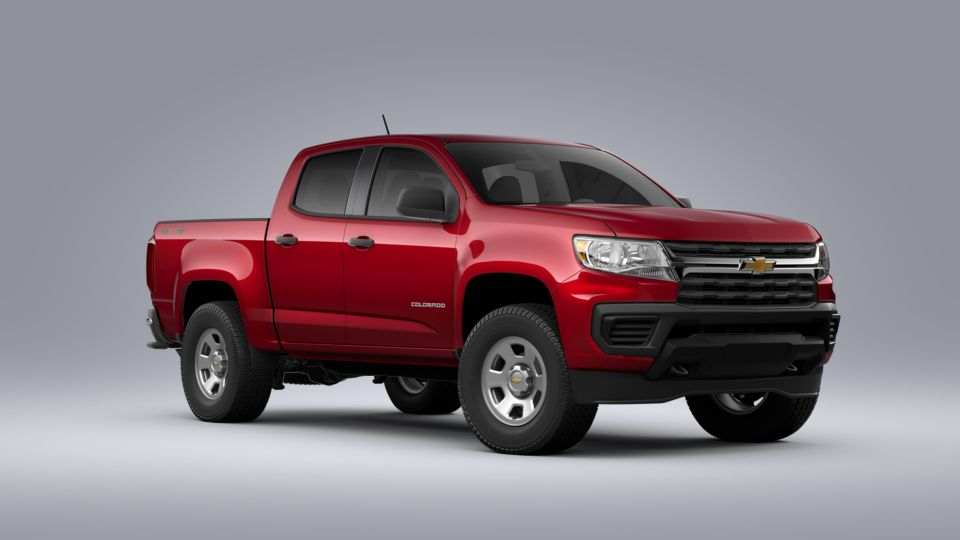 2021 Chevrolet Colorado Vehicle Photo in Bellevue, NE 68005
