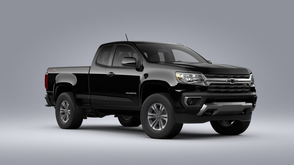 2021 Chevrolet Colorado Vehicle Photo in Burton, OH 44021