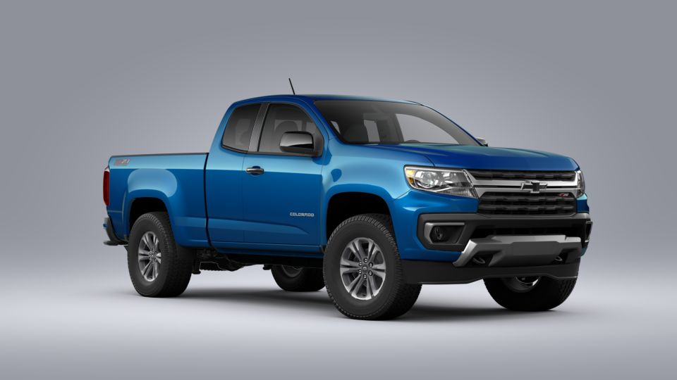 2021 Chevrolet Colorado Vehicle Photo in Alliance, OH 44601