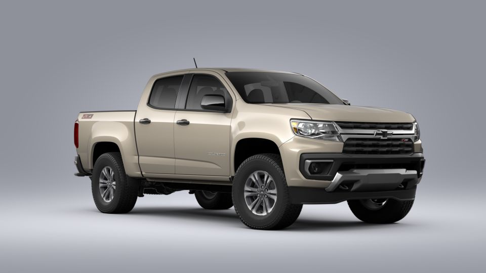 2021 Chevrolet Colorado Vehicle Photo in Beaufort, SC 29906