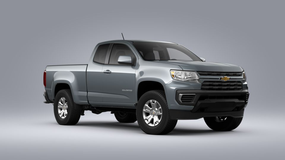 2021 Chevrolet Colorado Vehicle Photo in Novato, CA 94945