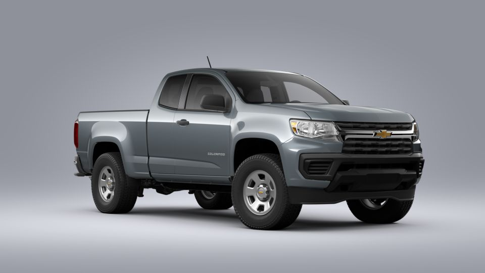 2021 Chevrolet Colorado Vehicle Photo in San Antonio, TX 78249