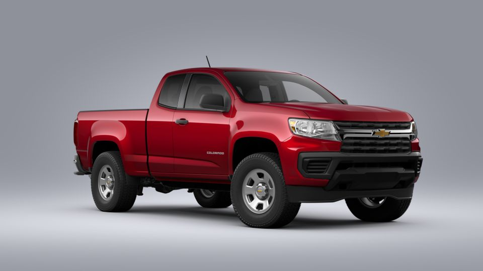 2021 Chevrolet Colorado Vehicle Photo in Colma, CA 94014