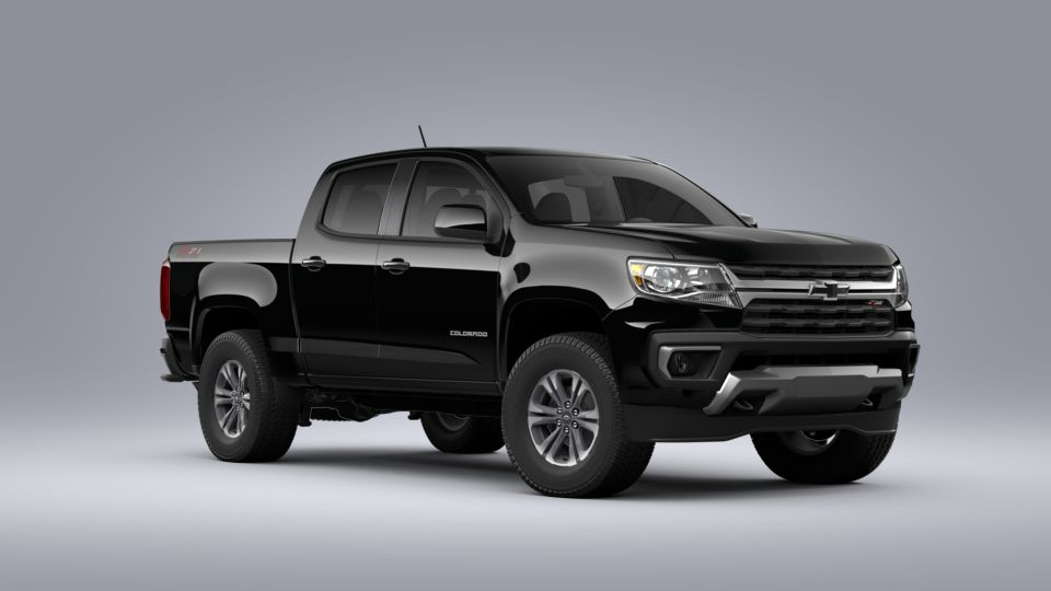 2021 Chevrolet Colorado Vehicle Photo in Moon Township, PA 15108