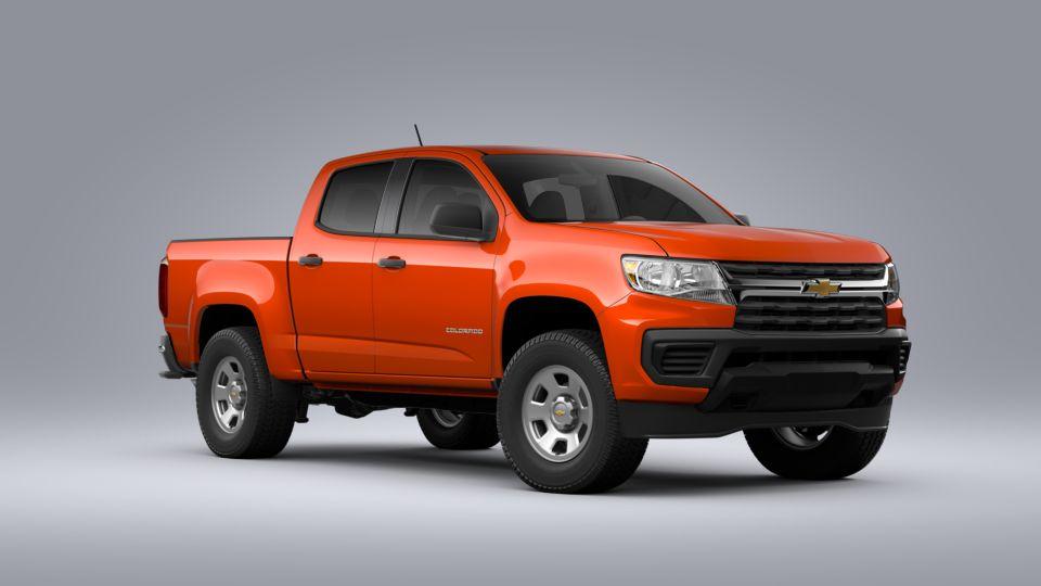2021 Chevrolet Colorado Vehicle Photo in San Angelo, TX 76903