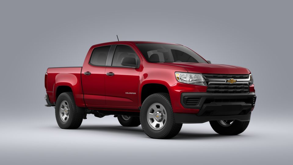 2021 Chevrolet Colorado Vehicle Photo in San Angelo, TX 76903