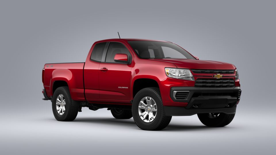 2021 Chevrolet Colorado Vehicle Photo in Willoughby Hills, OH 44092