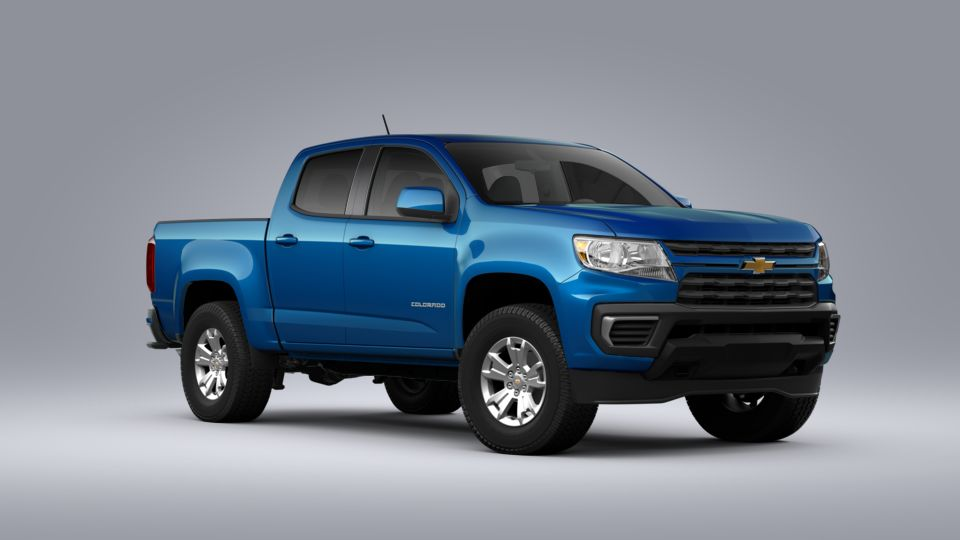 2021 Chevrolet Colorado Vehicle Photo in Midland, TX 79703