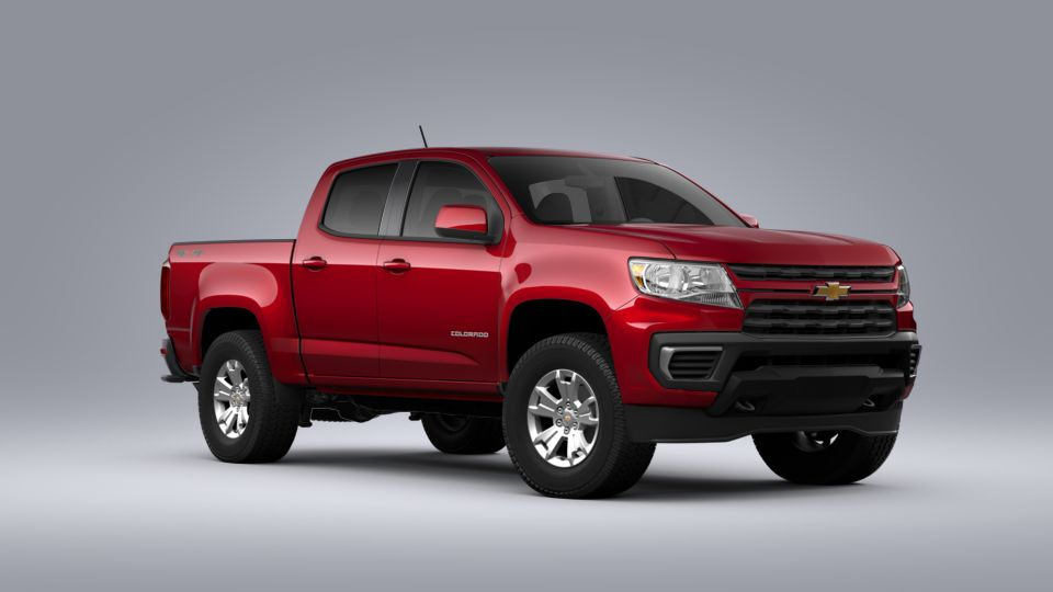 2021 Chevrolet Colorado Vehicle Photo in Owensboro, KY 42303