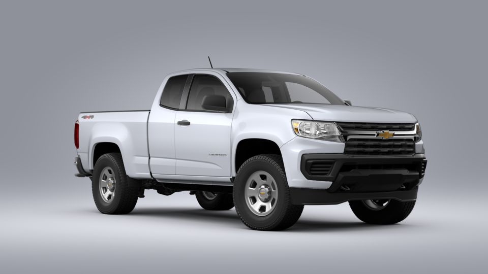 2021 Chevrolet Colorado Vehicle Photo in Madison, WI 53713