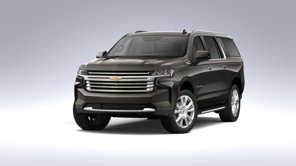 2021 Chevrolet Suburban Vehicle Photo in Burlington, WI 53105
