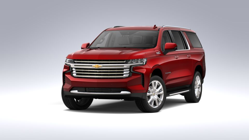 2021 Chevrolet Suburban Vehicle Photo in Novato, CA 94945