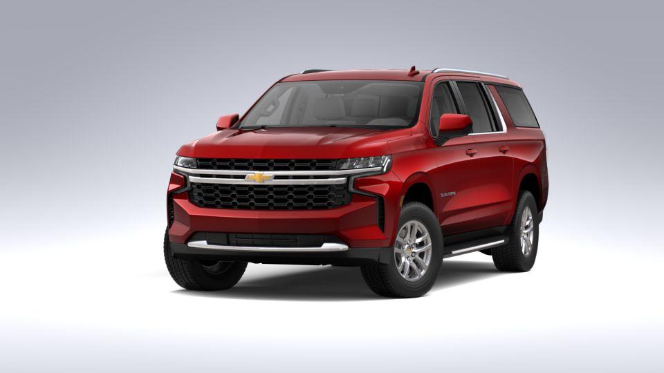 2021 Chevrolet Suburban Vehicle Photo in Midland, TX 79703