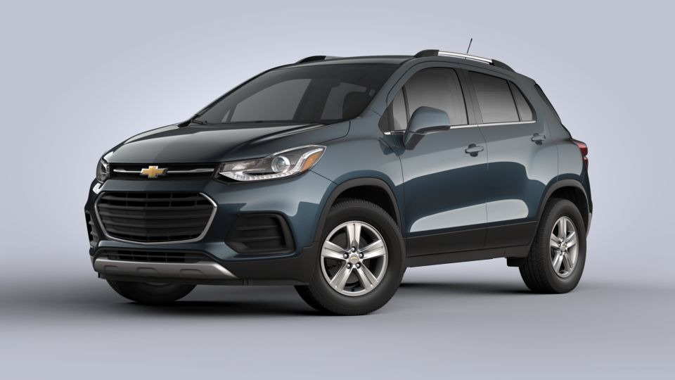 2021 Chevrolet Trax Vehicle Photo in Burton, OH 44021