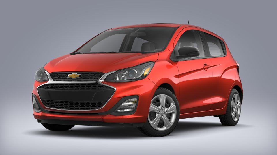 2021 Chevrolet Spark Vehicle Photo in Oklahoma City, OK 73162