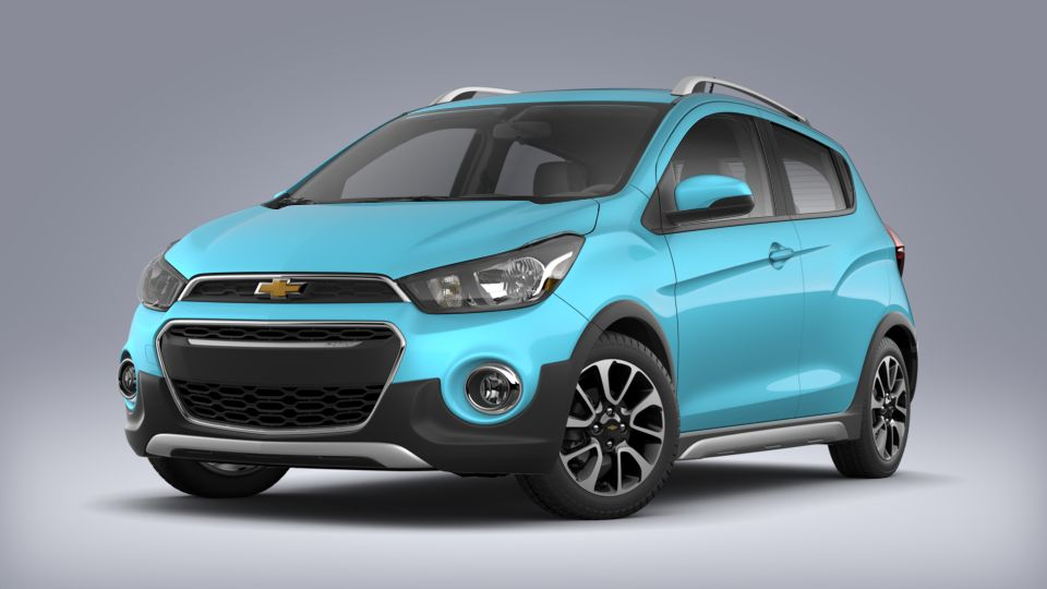 2021 Chevrolet Spark Vehicle Photo in Vincennes, IN 47591