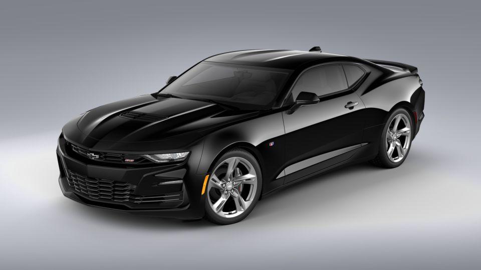 mcpherson black 2021 chevrolet camaro: new car for sale