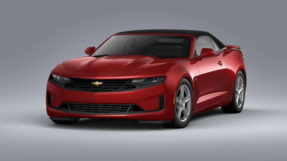 2021 Chevrolet Camaro Vehicle Photo in Bellevue, NE 68005