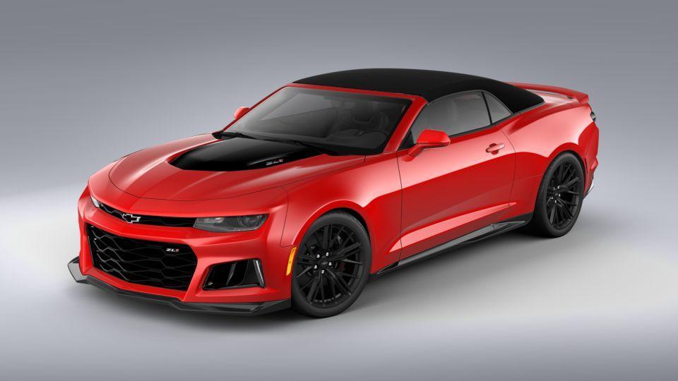 2021 Chevrolet Camaro: New Car in Winnipeg MB, Stock ...
