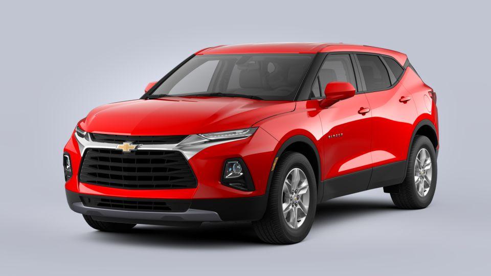 2021 Chevrolet Blazer Vehicle Photo in Tampa, FL 33612