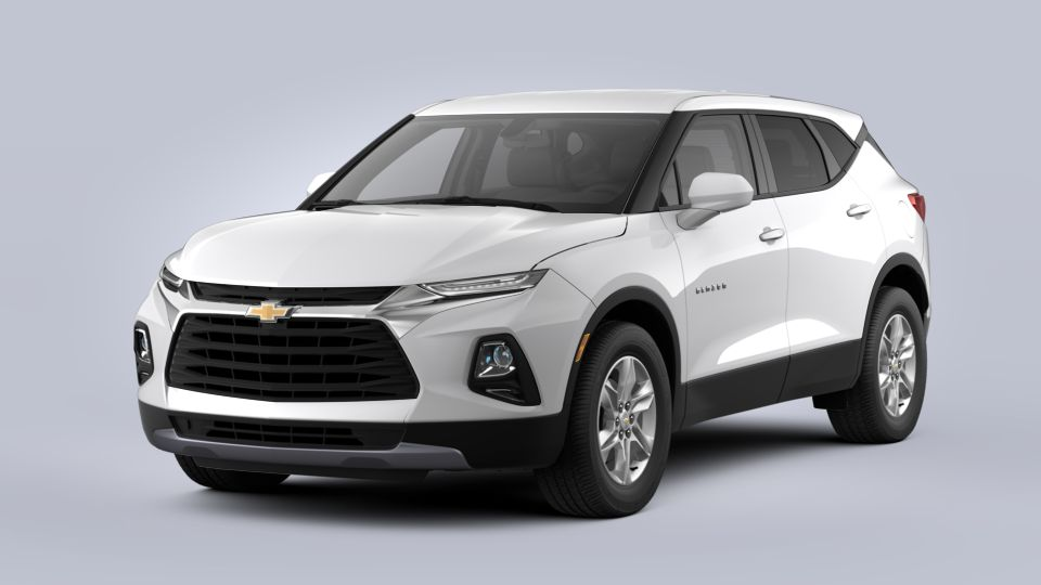 2021 Chevrolet Blazer Vehicle Photo in Lubbock, TX 79412