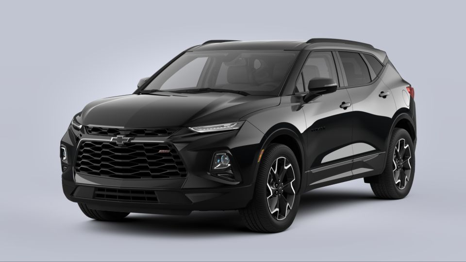 2021 Chevrolet Blazer Vehicle Photo in Lawrence, KS 66046