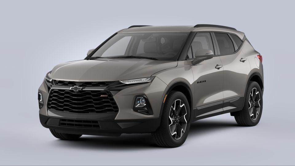2021 Chevrolet Blazer Vehicle Photo in Oakdale, CA 95361